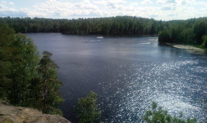 Ястребиное озеро, фото
