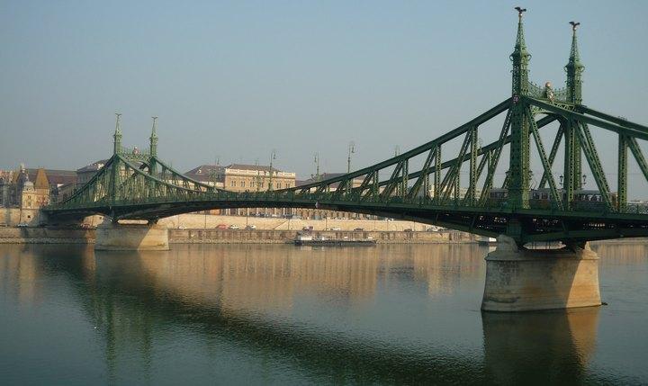 Мост Свободы (Будапешт), фото