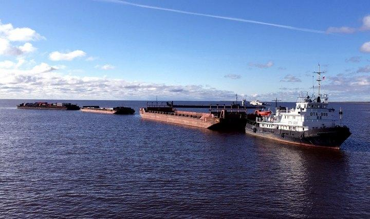 Обь-Иртышское речное пароходство, фото