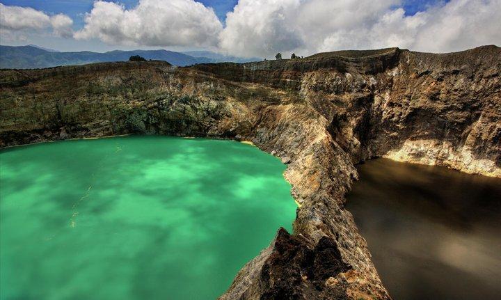 Озера Келимуту, фото