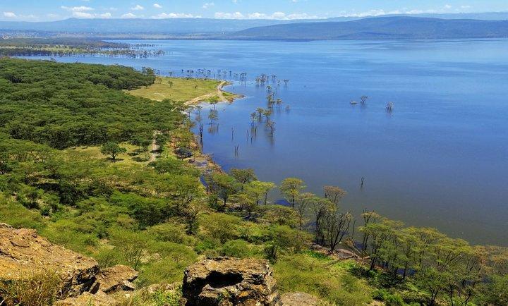 Озера Накуру, фото