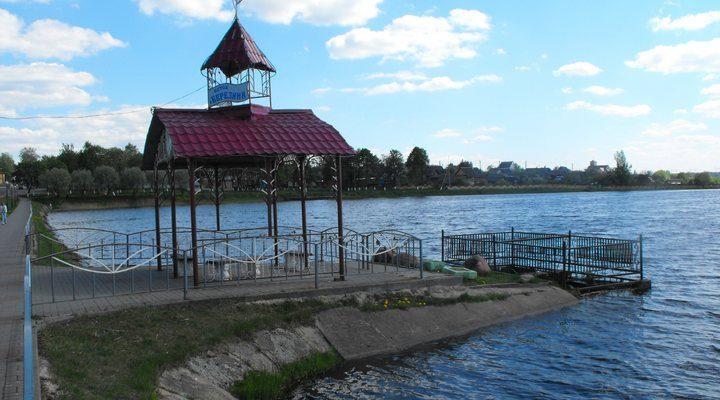 Река Березина, фото