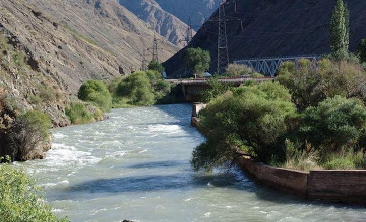 Река Чу, фото