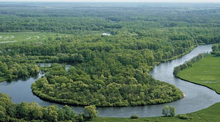 Река Десна, фото