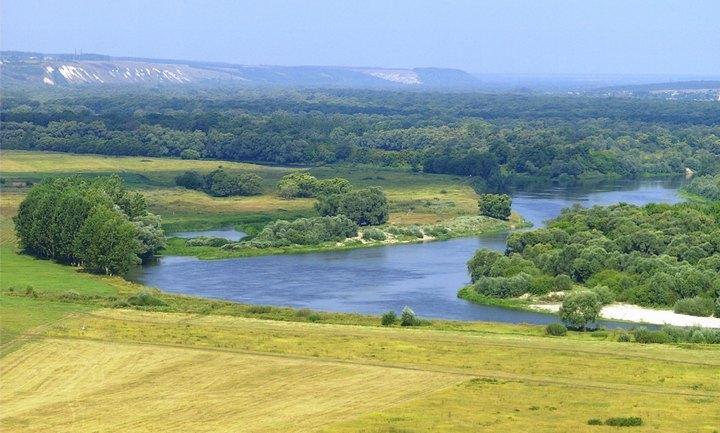 Река Дон, фото
