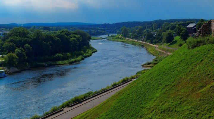 Река Неман, фото