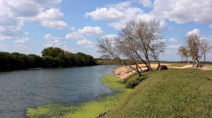 Река Нура, фото