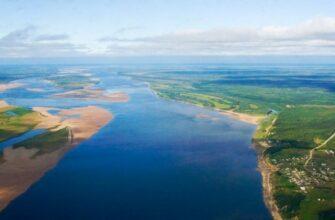 Река Печора, фото