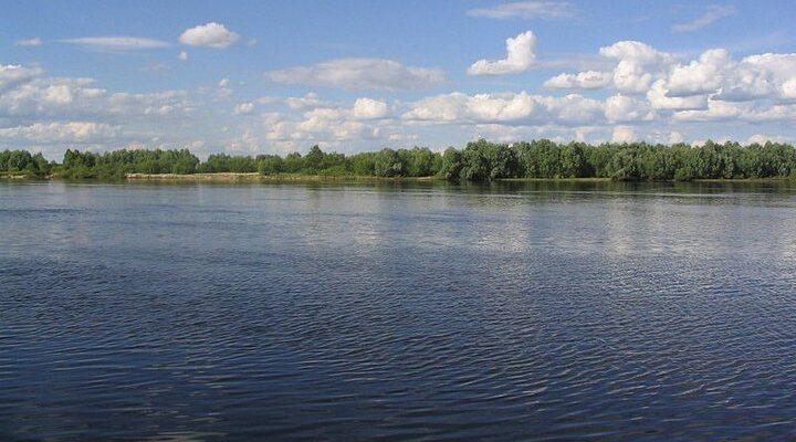 Река Припять, фото