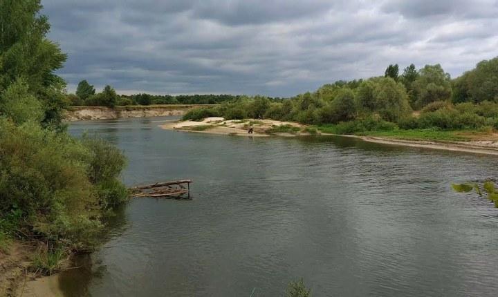 Река Сейм, фото