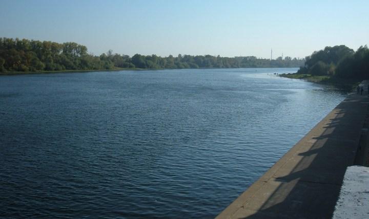 Река сож, фото