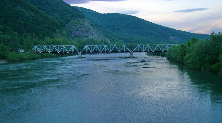 Река Тиса, фото