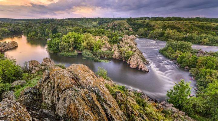 Река Южный Буг, фото