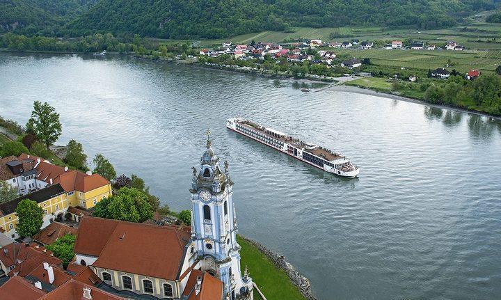 Туры на круизных лайнерах по Дунаю, фото