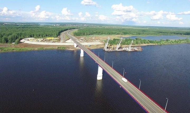 Камбарский мост, фото