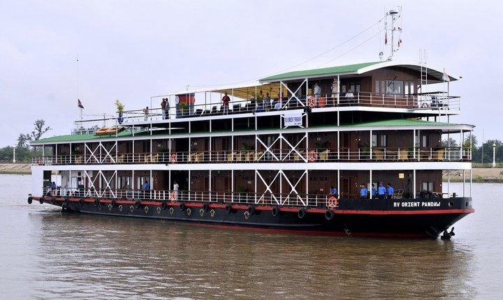Круиз по реке Ганг, фото