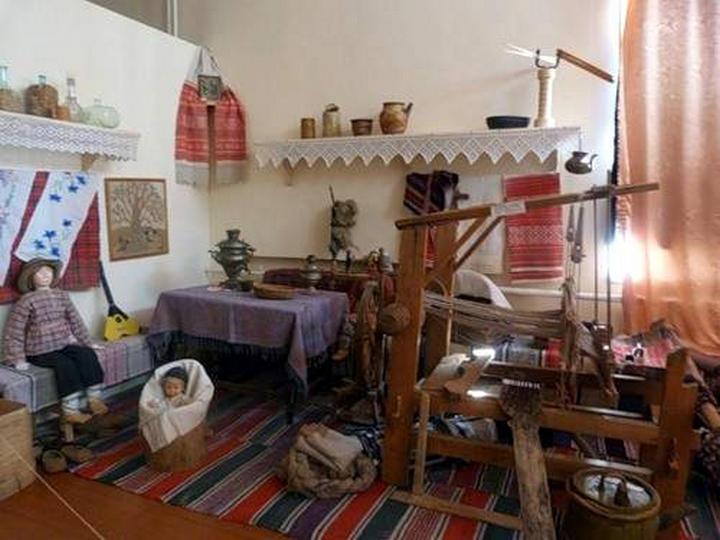Музей староверческой культуры и истока Камы, фото