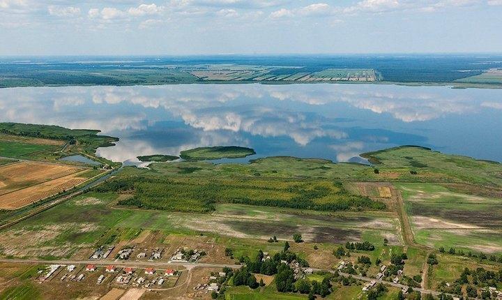 Озеро Червоное, фото