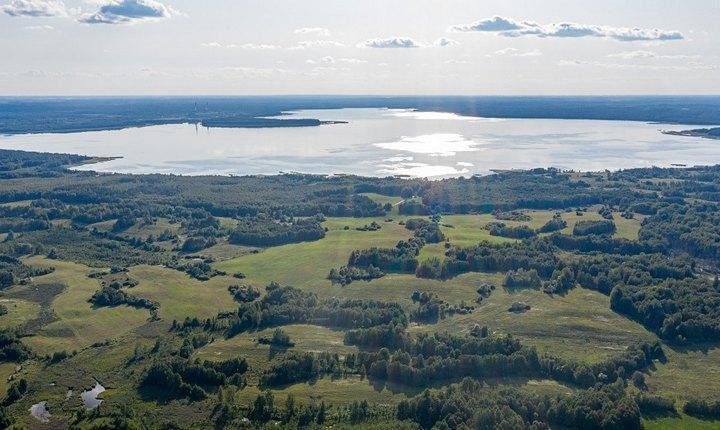 Озеро Дрисвяты, фото