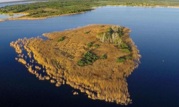 Озеро Лукомльское, фото
