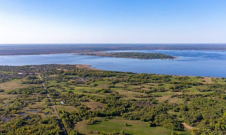Озеро Освейское, фото