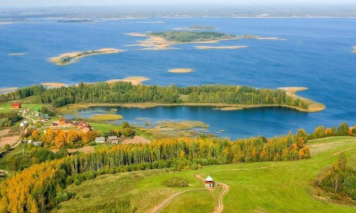 Озеро Снуды, фото