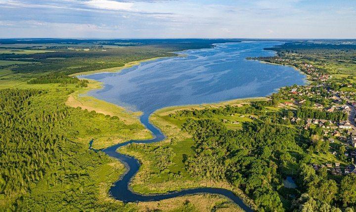 Озеро Свирь, фото