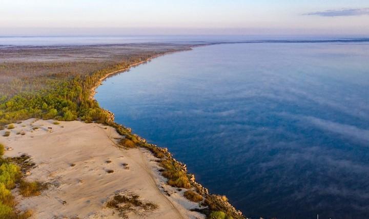 Озеро Выгонощанское, фото
