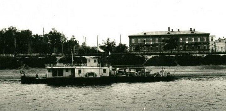 Паровое судоходство на Амуре, фото