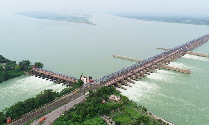 Плотина Фаракка, фото