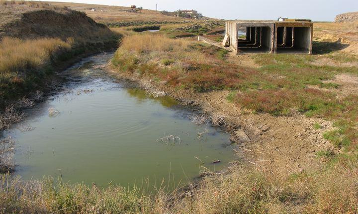 Река Али-Бай, фото