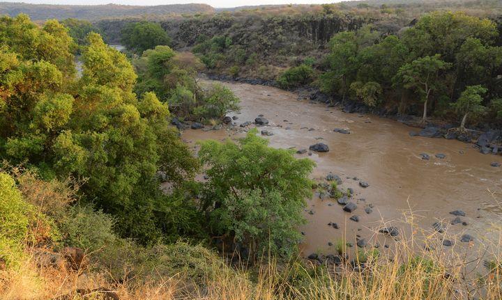 Река Аваш, фото