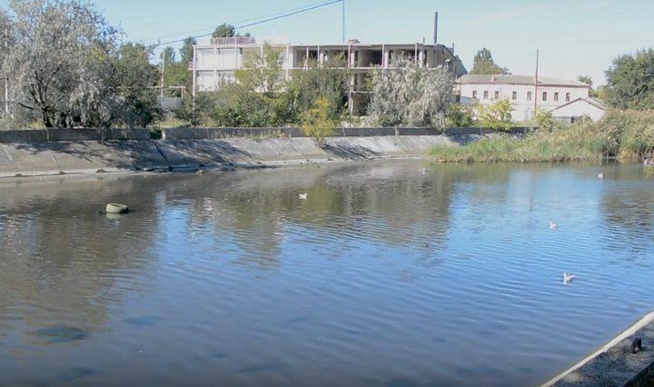 Река Байбуга, фото