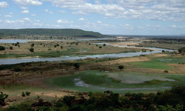 Река Бенуэ, фото