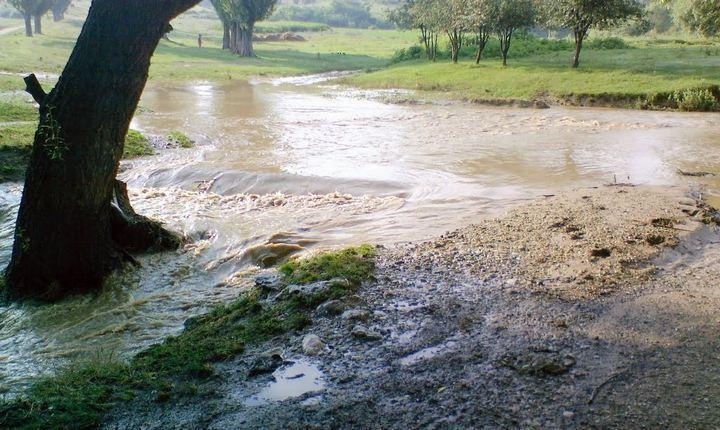 Река Бештерек, фото