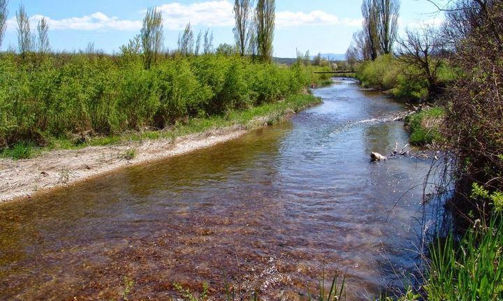 Река Биюк-Карасу, фото