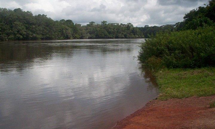 Река Джа, фото