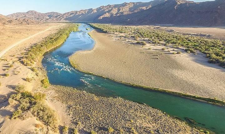 Река Фиш, фото
