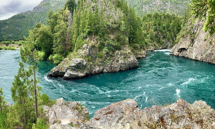 Река Футалеуфу, фото