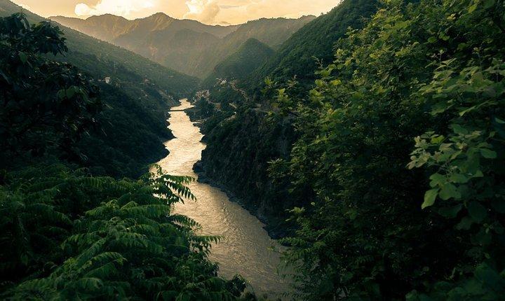 Река Ганг, фото