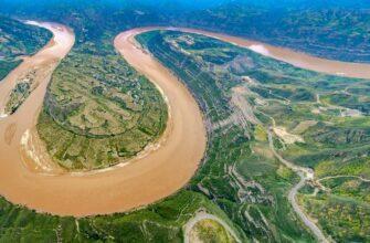 Река Хуанхэ, фото