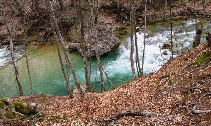 Река Коккозка, фото