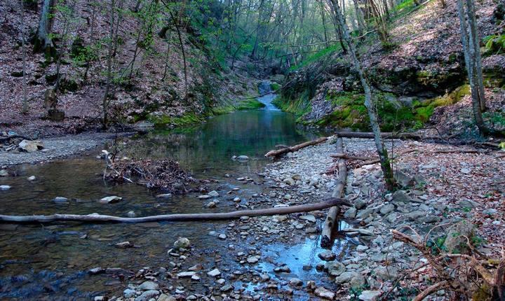 Река Кучук-Карасу, фото