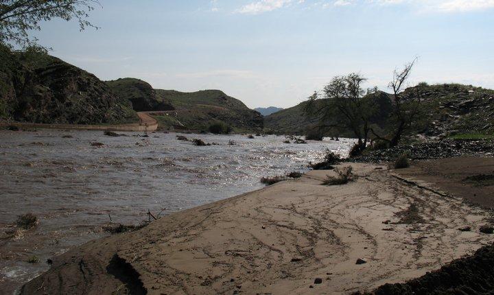 Река Куйсеб, фото