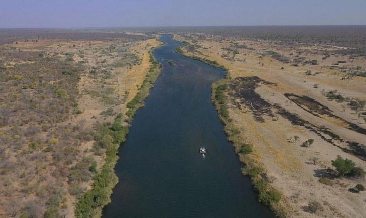 Река Квандо, фото