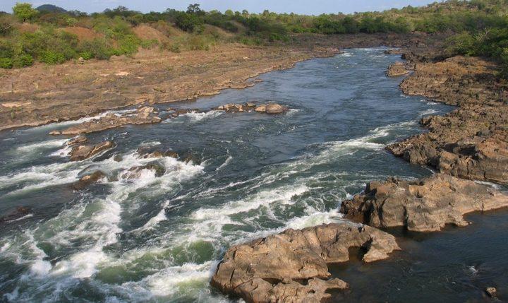 Река Кванза, фото