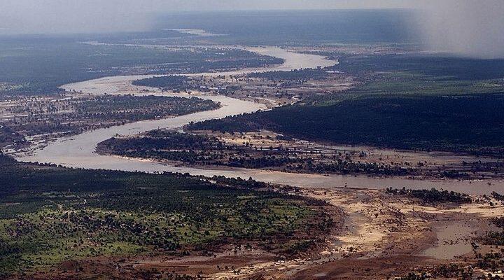 Река Лимпопо, фото