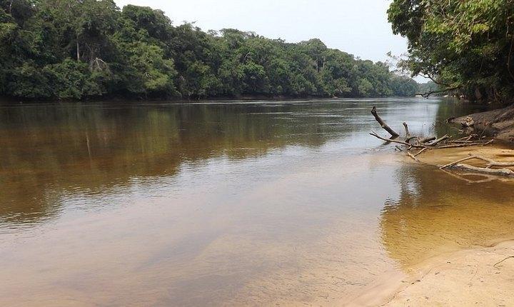 Река Ломами, фото