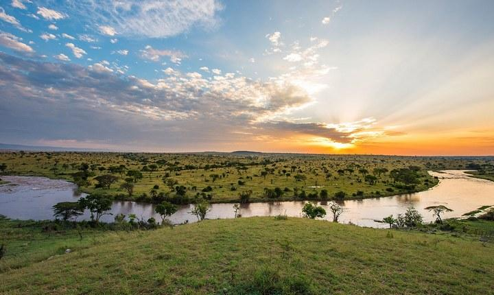 Река Мара, фото