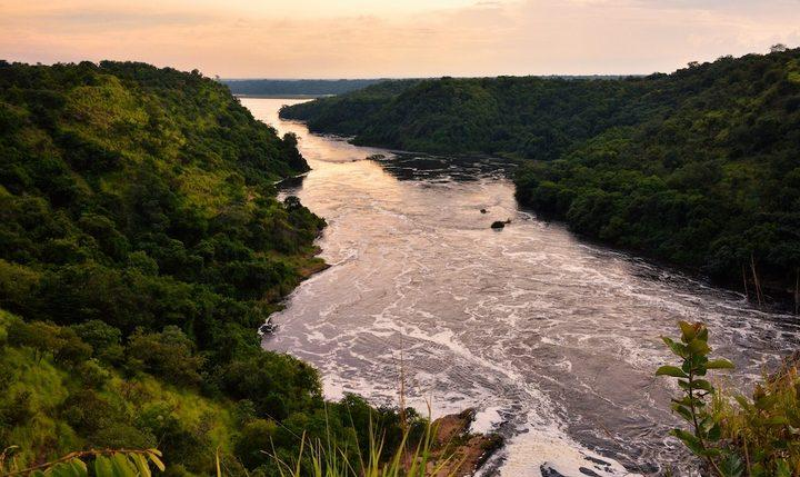 Река Нил, фото